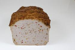 Paprika-Pastete gebacken,  NEUER ARTIKEL