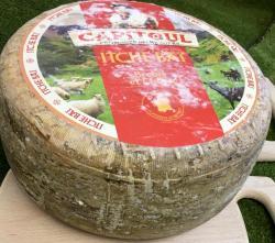 Chistera aus Schafs- und Ziegenmilch