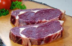 Rib Eye Steak, marmoriert - Entrecote -